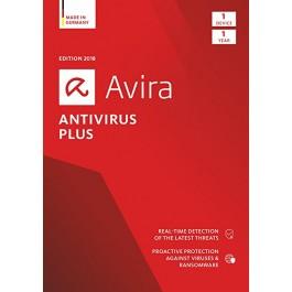 Avira Antivirus Plus 1 Device 1 Vit