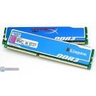Ram Desktop DDR3, 4GB, Kinkston Hyperx Blu me Ftohes
