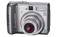 Aparat Foto Dixhital Canon 7.10 Megapixels 4-00x zoom,