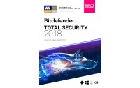 Bitdefender Total Security 10 Device 1 Vit