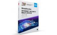 Bitdefender Internet SECURlTY 2018,  1 Liçensë/ 1 Vit