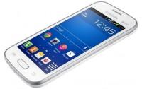 Samsung Galaxy Star 2 Plus, Dual-Sim , Ekran 4.3 inch , resolution  480 x 800 pixels ,Android KitKat 4.4.2, Memoria 4 GB ,RAM 512 Mb , micro SD card , Kamera 3.2 mpx