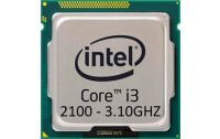 CPU Core i3  2100 3.1Ghz, LGA1155
