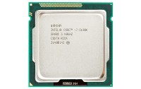 CPU CORE i7-2600K 3.4 GHz,LGA1155 ,8 MB Cache ,4 berthama ,Max Turbo Frequency : 3.8 Ghz
