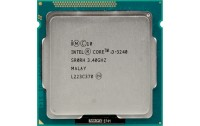 Intel CPU Core i3-3240, 3.4GHz, 2 cores, LGA1155,  3MB, 22nm, Integrated HD Graphics