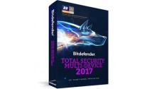 Bitdefender Total Security 2017 5 Devices
