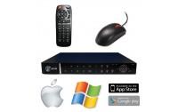 Analog  DVR 8 kanale  H.264 Digital Video Recorder