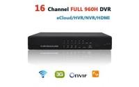 Analog  DVR 16 kanale  H.264 Digital Video Recorder