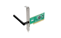 Wireless PCI Adapter 300M TL-WN851ND with 2 antena