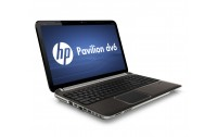 Laptop HP Pavilion DV6 ,Model : DV6-1310ez ,Procesor Dual-Core T4400 2.2 Ghz ,RAM 4 Gb ,HDD 320 Gb ,Ekran 15.6 ''