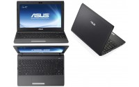 Laptop Asus X55U Model : X55U-SX007DU,procesor AMD Dual-Core C60 2.2 Ghz ,RAM 4 GB ,HDD 320 GB