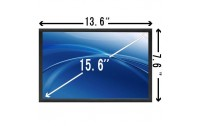Monitor Laptopi LED NORMAL 15.6inc, LED 15.6 inch, model LED slim (fishe e ngushte) LCD 16 inch  16.4 inch LCD
