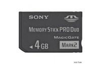Karte Memorie 4Gb Sony Mempory Stick Pro Duo