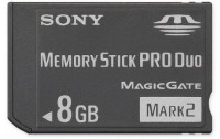 Karte Memorie 8Gb Sony Pro Duo