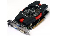 Graf PCI Express, Gainward, GeForce GT 440, DDR5 1024Mb,  Dual link DVI-I*2 / D-sub (by adapter)/min