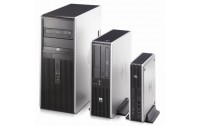PC Hp Desktop Dual Core, Ram 2Gb, Hdd 160Gb DVD