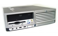 HP Desktop Procesor 2*3.0, Ram 2GB, Hdd 80Gb DVD