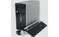 HP Compaq Desktop Core i3, Ram 4Gb, HDD 250Gb, DVD
