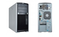Workstation HP Core 2 Duo 3Ghz, Ram 4Gb, Hdd 750Gb, Graf 1024Mb