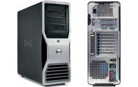 Workstation Dell Precision Procesor Xeon Quadro W3530, Ram 12Gb, Hdd 1000Gb, Graf Quadro 2000 1024Mb