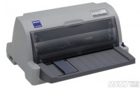 Printer Epson Model : LQ 630K , Impact dot matrix , 24 pins , 80 columns