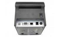 Printer per Lokale Black Network, Epson 80mm,Thermal Receipt Printer, Serial + USB + LAN, w/me