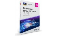 Bitdefender Total Security 2018 5 Devices 1 Vit