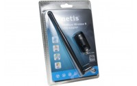 USB Wireless N i jashtem ,Netis WF2119s ,up to 150MBps, 1 antene 5 dBi e cmontueshme